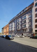 C262 Apartment buildings, Worker Health Insurance Company for Moravia and Silesia