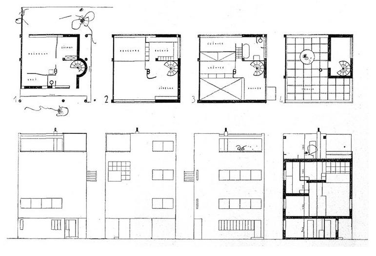 Einfamilienhaus Objekte Br 252 Nner Architekturmanual