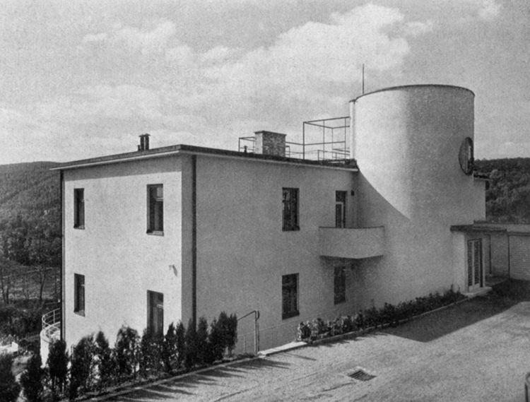 Heinrich blum architects brno architecture manual a for Design apartment udolni brno
