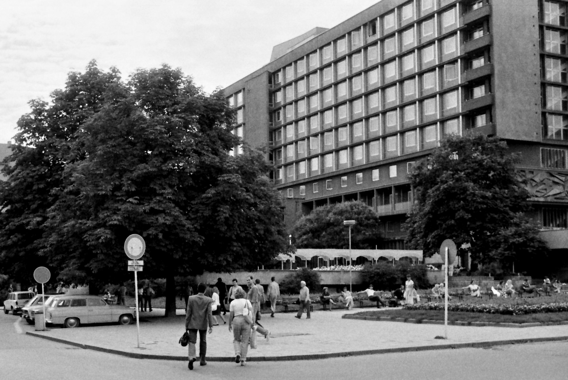 Hotel International, Foto: František Kressa